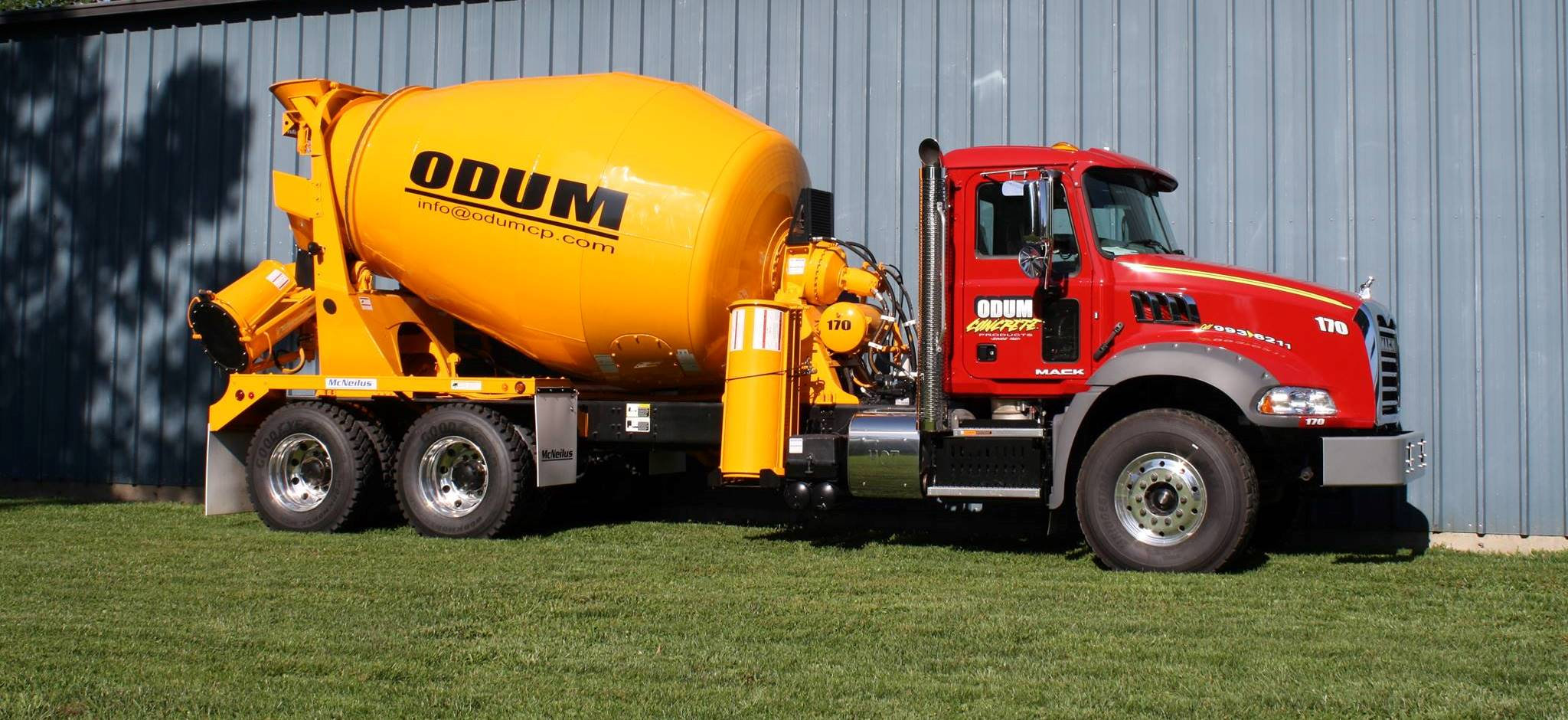 Our trucks are ready for your call. Learn what you need to know before, during, and after your pour.
